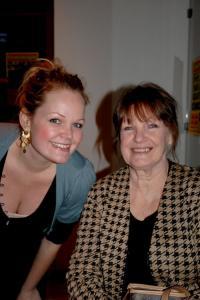 Belinda och mamma