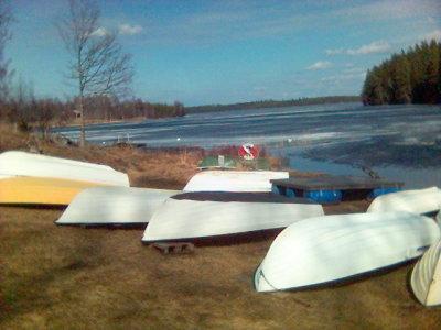 Båtar utan skylt