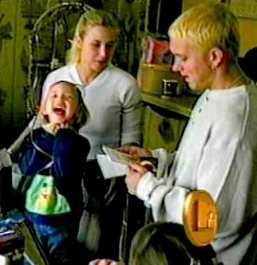**Kim Mathers Slams Eminem in Radio Interview**