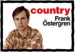 Country Frank Östergren