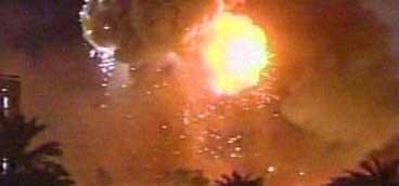 Polissparr stoppade protesttag