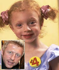 boris becker child looks like him