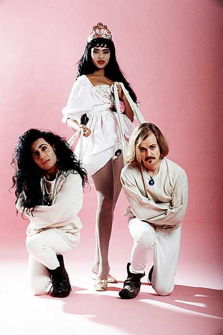That's quite close to Army of Lovers.