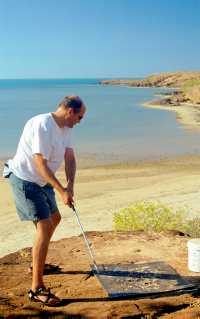 Världens längsta golfbana