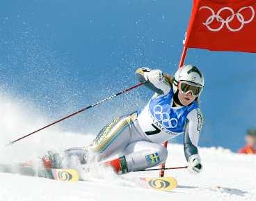 Bästa biljetterna snart slut till OS i Turin