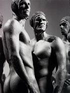 nakna idrottsstjärnor