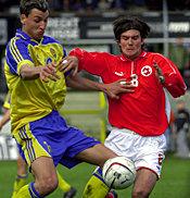 Sportaret 2001 fotboll
